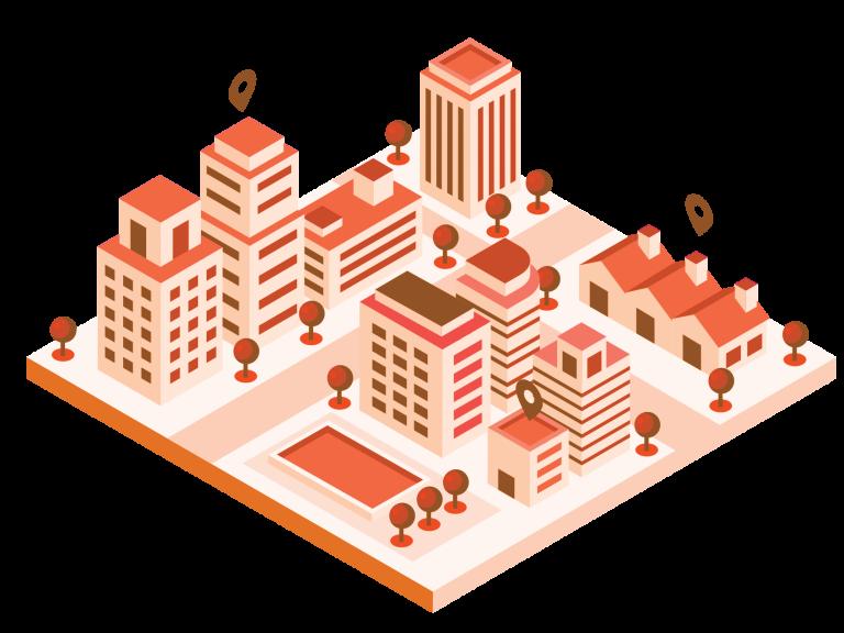 Une ville connectée